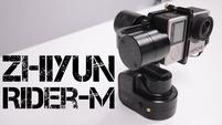 Tech Reviews - Zhiyun Rider M