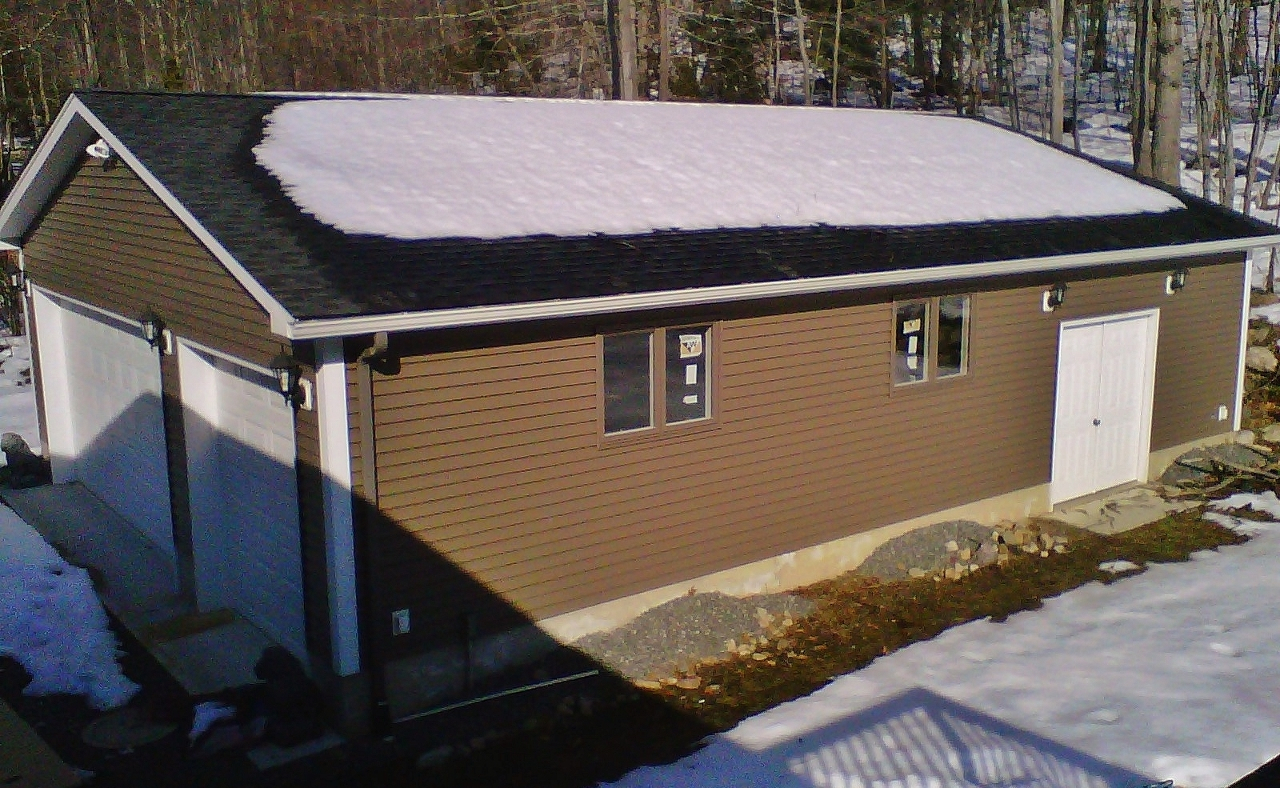 GARAGE ADDITION - North Jersey Pro Builders - addition contractor