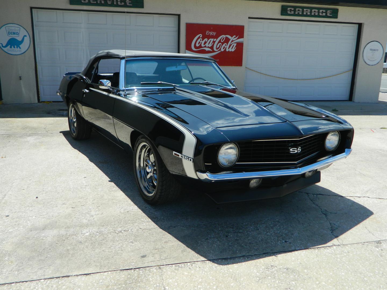 Chevrolet Classic Muscle Motor Company Daytona Beach Fl 1966 Camaro Ss Nova
