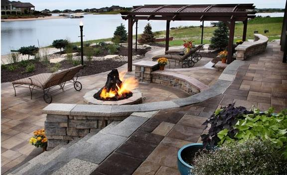 Landscape Design Patio
