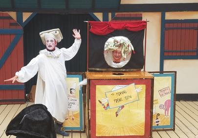 Puppeteer, Medusa Puppet show near me