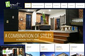 Aspect Architects and Project Managers Website Design | Digital Marketing Professionals Toowoomba