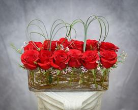Red Fantasy - One Dozen Red Roses