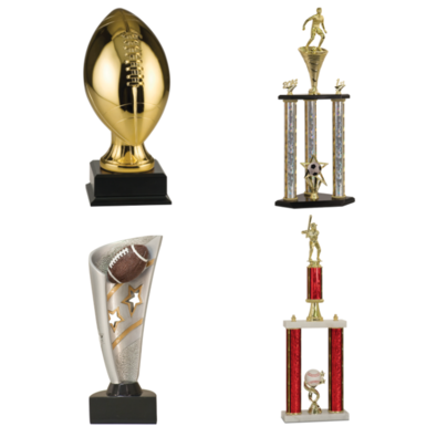 Trophies Medals, Glass Acrylic Plaques - Bay County Awards