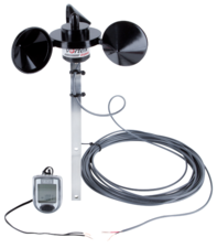 Inspeed anemometers