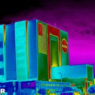 Infrared Inspection, Building Envelope, Look Thermography Corp, NASA, Cape Canaveral, Kennedy Space Center