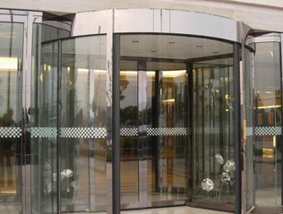 Automatic revolving door 234 wings revolving glass door factory automatic revolving door planetlyrics Image collections