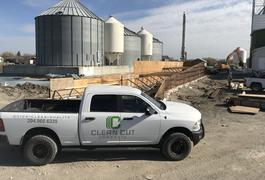 Winnipeg Concrete - Commercial - Clean Cut Concrete
