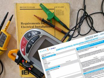 Landlord safety inspections EICR