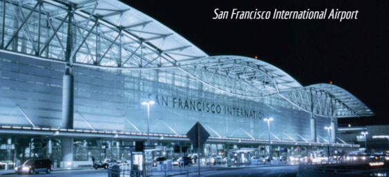 San Francisco International Airport pick up