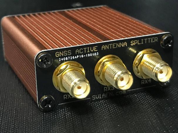 SV1AFN 10 MHZ Band Pass Filter