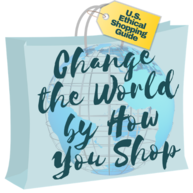 Change the World by How You Shop Logo: The U.S. Ethical Shopping Guide https://www.changetheworldbyhowyoushop.com