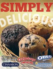 Otis Spunkmeyer Simply Delicious Cookie Dough and Pizza
