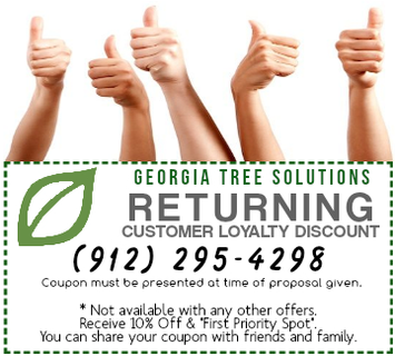 Loyalty Discount by Georgia Tree Solutions
