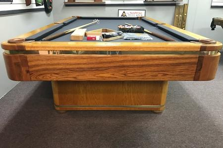 PreOwned Pool Tables - How heavy is a pool table
