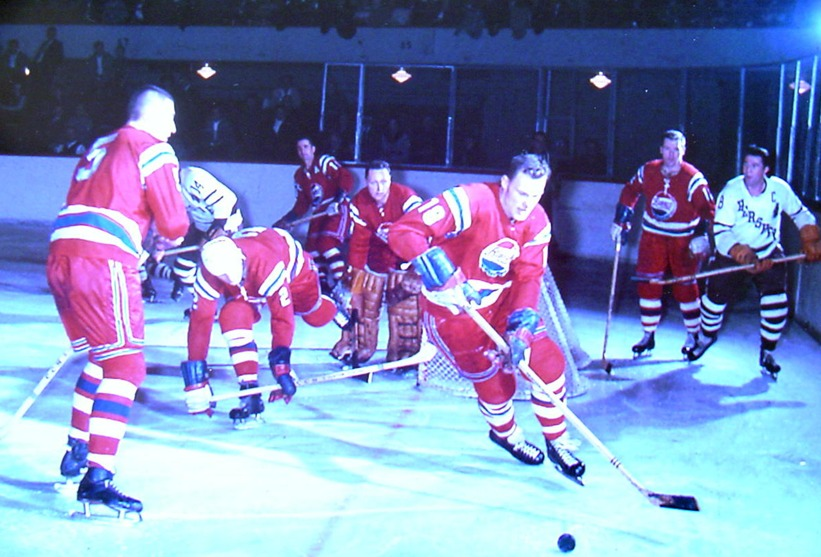08aa56baf7d Buffalo Bisons 1963 Vintage Hockey Jerseys - Custom Hockey Jerseys