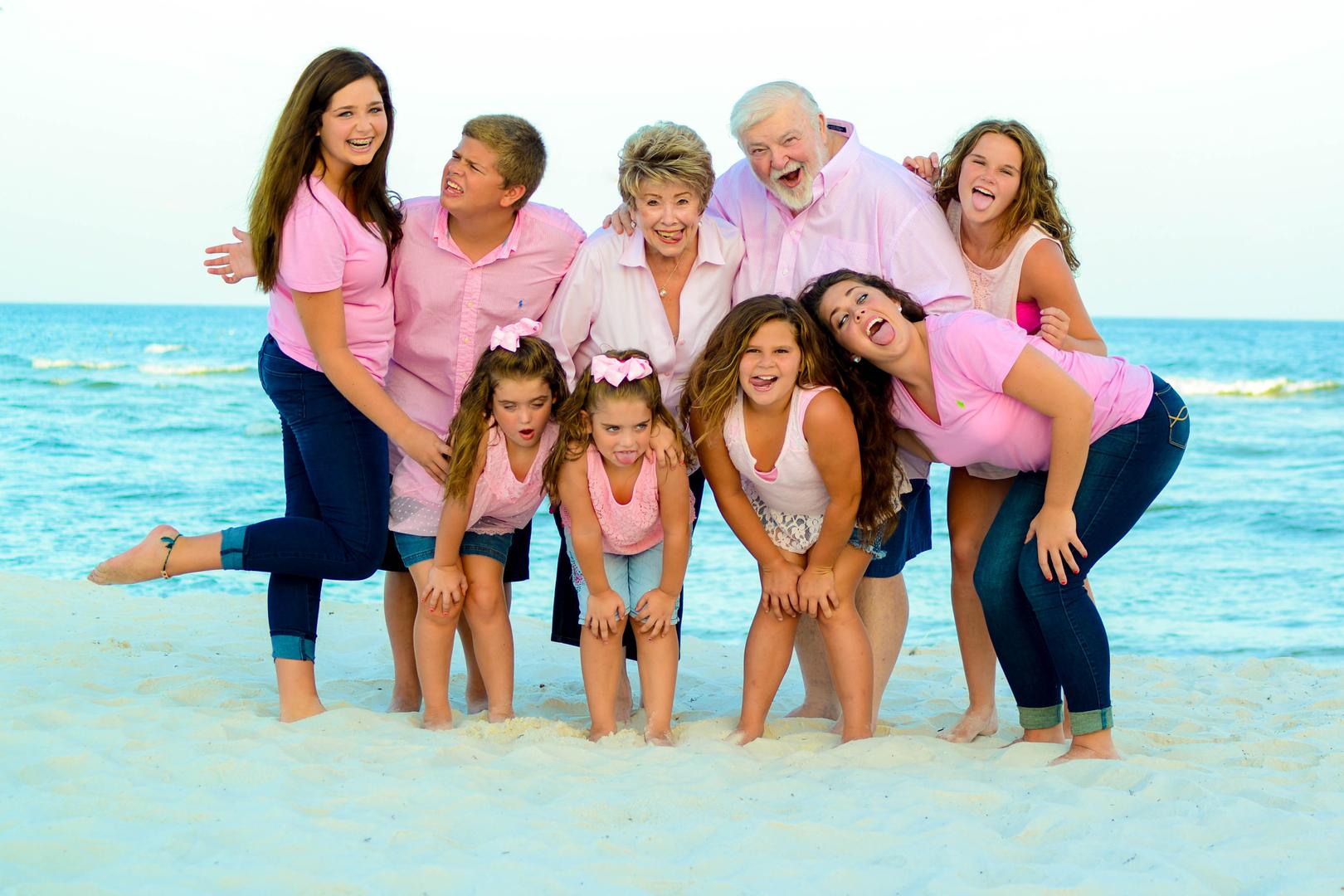 Beach Family Photos Orange Beach Family Photography Family Beach Portraits