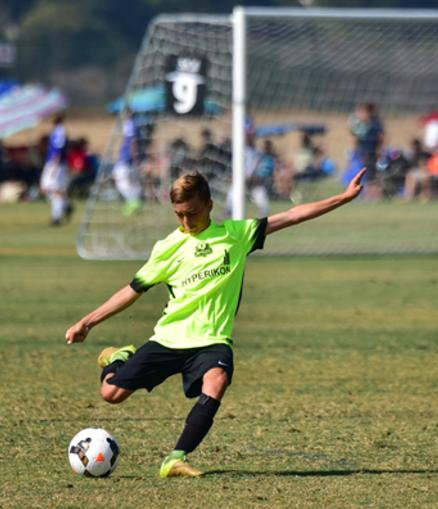 Rancho Santa Fe Attack Competitive Soccer