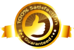 100% Satisfaction Guaranteed while publishing with us