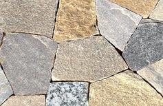 New England Building Veneer Mosaic Shape