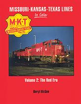 Missouri-Kansas-Texas in Color Vol. 2 The Red Era
