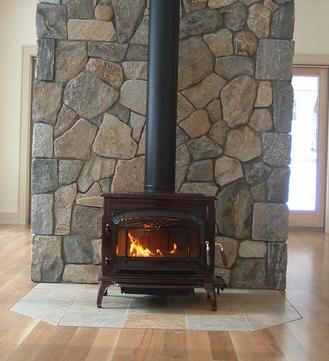 Quadra-Fire Yosemite wood burning stove