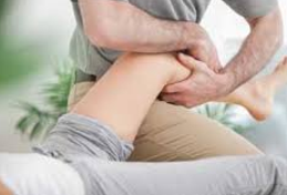 Manual Therapy Knee Strengthening