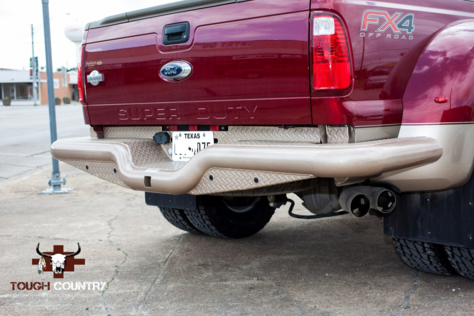 F550 Towing Capacity >> 1992-2018 Ford Super Duty Rear Replacement Bumpers