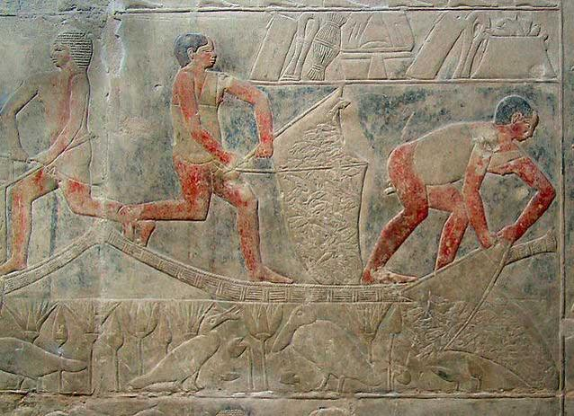 Merekuba's Tomb, Saqqara, Egypt; 6th Dynasty