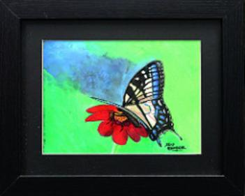 Butterfly Painting - Recovering Mental Health