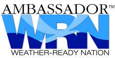 Extreme Chase Tours Weather Ready Nation Ambassador
