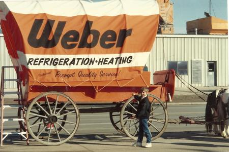 Grand opeining of Weber Refrigeration Ulysses, Ks
