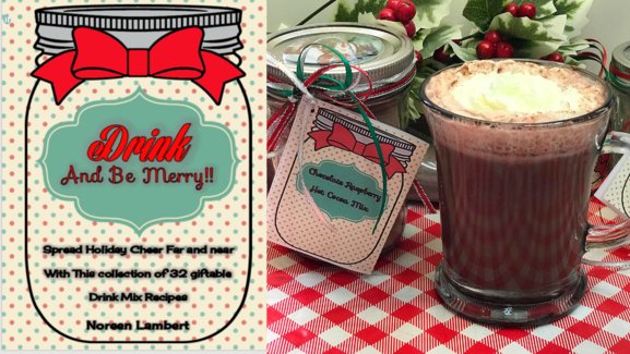 Drink and Be Merry Cookbook, Noreen's Kitchen