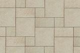 Unilock Concrete Paver in Stonehenge Color Summer Wheat