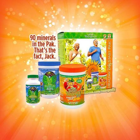 Healthy Body Start Paks