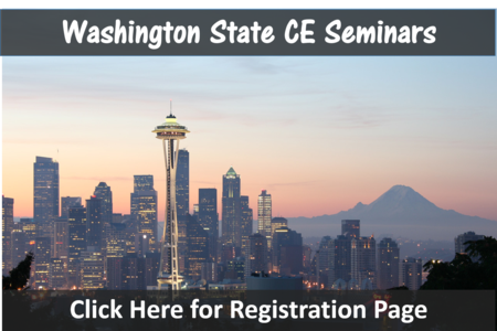 Seattle Spokane Vancouver Washington state chiropractic seminars near tacoma ce continuing chiropractor education seminar