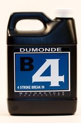 Dumond Tech 4-stroke break in oil