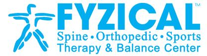 Fysical Logo; Fyzical Therapy, Physical Therapy and Balance Centers / Cape May, NJ