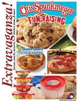 Otis Spunkmeyer Extravaganza Cookie Dough Fundraiser Brochure