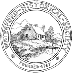 Waterford Historical Society (Connecticut) official seal.