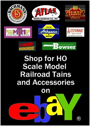 Shop on eBay for HO Scale Model Trains and Accessories