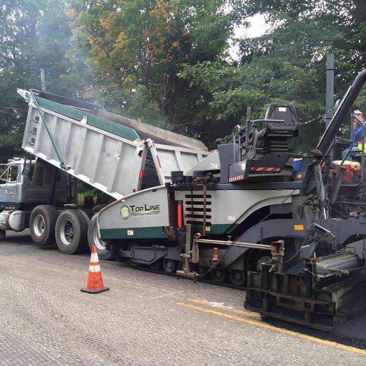 Paving Services in NJ | Top Line Construction Corporation