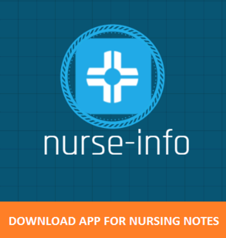 NURSEINFO NURSING NOTES FOR MSC, BSC,GNM P.C. or P.B. BSC NURSING