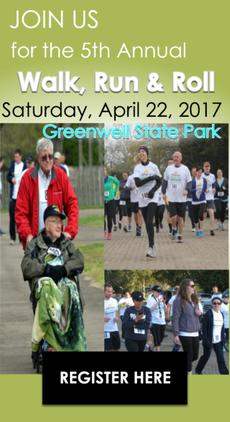 Register for the 5th Annual Bay-CSS Walk, Run & Roll