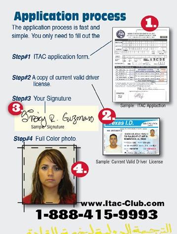 international Driver License - Itac International Driver License