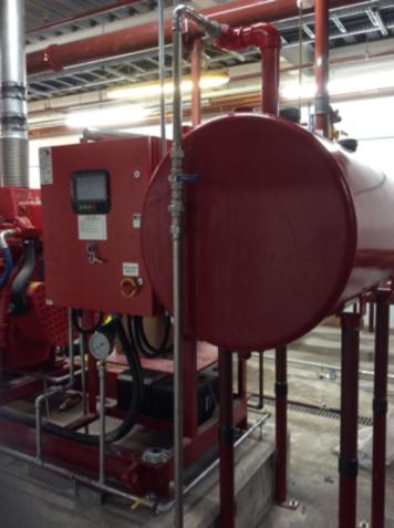 Fire Pump Fuel Systems | Diesel Sprinkler Pumps | Fire Pump