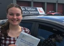 Driving lessons Croydon | In Tuition Driving School Croydon |