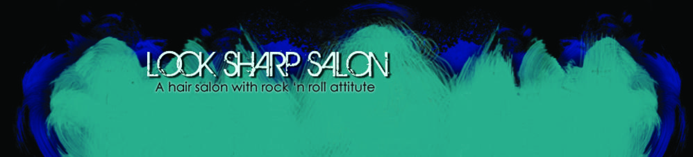 Look Sharp Salon, Specializing in alternative Color and Cuts.