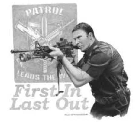 Tactical Patrol Officer Certification