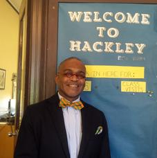 Dr Paul Lowe Hackley School